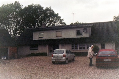 The original Thomsen farmhouse!